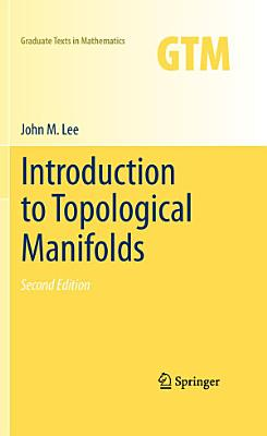 Introduction to Topological Manifolds PDF