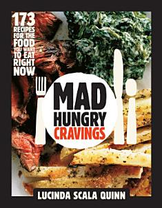 Mad Hungry Cravings Book