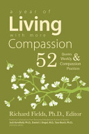A Year of Living with More Compassion