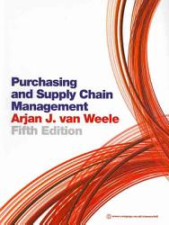 Purchasing And Supply Chain Management Book PDF