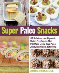 Super Paleo Snacks Book PDF