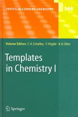 Templates in Chemistry I