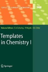 Templates In Chemistry I Book PDF