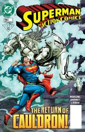 Action Comics (1938-) #731