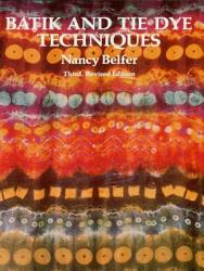 Batik and Tie Dye Techniques PDF