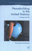 Peacebuilding in the United Nations PDF