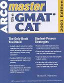 ARCO Master the GMAT CAT PDF