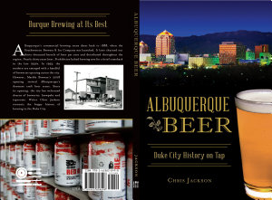 Albuquerque Beer  Duke City History on Tap