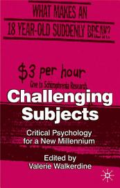 Challenging Subjects PDF