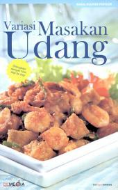Variasi Masakan Udang