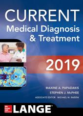 CURRENT Medical Diagnosis and Treatment 2019: Edition 58