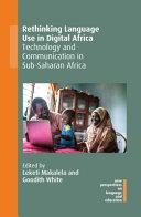 Rethinking Language Use in Digital Africa