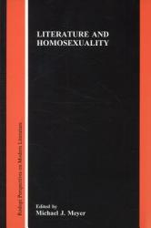 Literature And Homosexuality Book PDF