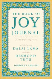 The Book of Joy Journal Book