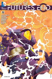 The New 52: Futures End (2014-) #32