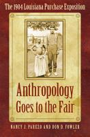 Anthropology Goes to the Fair PDF