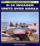B 26 Invader Units Over Korea