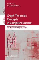 Graph Theoretic Concepts in Computer Science PDF
