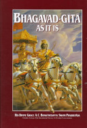 Bhagaved-Gita As It Is