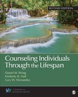 Counseling Individuals Through the Lifespan PDF