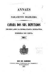 Annaes do parlamento Brazileiro: Volumes 1-2