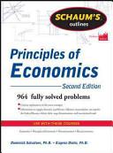 Schaum s Outline of Principles of Economics  2nd Edition