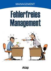 Fehlerfreies Management