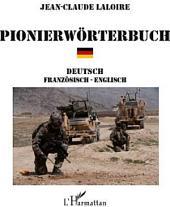Pionierwörterbuch: Deutsch - Franzözisch - Englisch