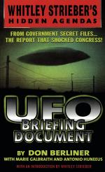 UFO Briefing Document