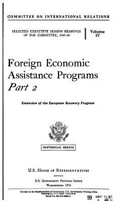 Foreign Economic Assistance Programs