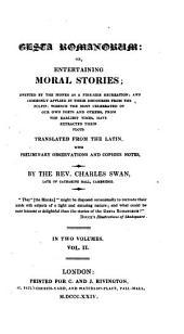 Gesta Romanorum: Volume 2