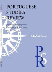 Portuguese Studies Review  Vol  16  No  2 PDF