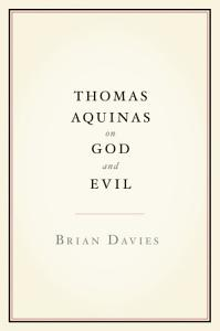 Thomas Aquinas on God and Evil PDF
