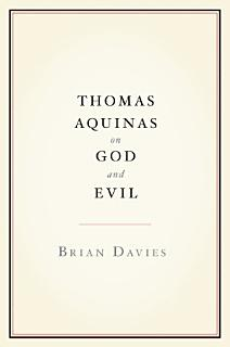 Thomas Aquinas on God and Evil Book