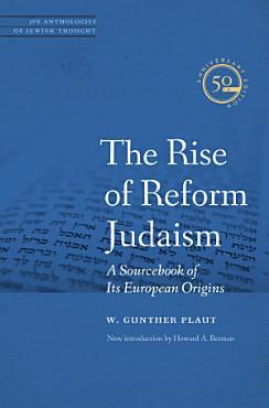 The Rise of Reform Judaism PDF