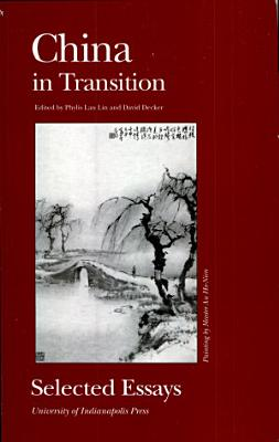 China  the Mainland and Taiwan  in Transition PDF