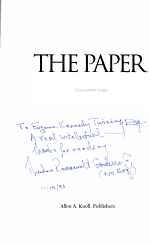 The Paper Dynasty