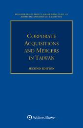Corporate Acquisitions and Mergers in Taiwan: Edition 2