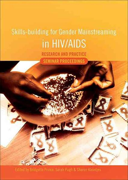 Skills Building For Gender Mainstreaming In Hiv Aids