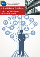Online Marketing Grundlagen PDF