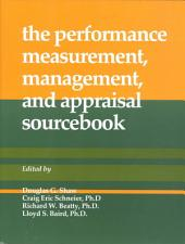 Performance Measurement, Management, and Appraisal Sourcebook
