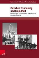 Zwischen Erinnerung und Fremdheit PDF