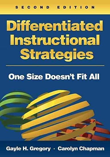 Differentiated Instructional Strategies PDF