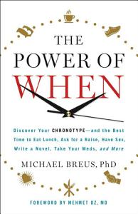 The Power of When Book