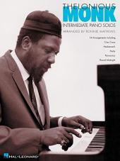 Thelonious Monk - Intermediate Piano Solos (Songbook)