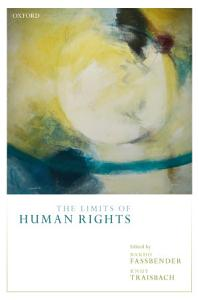 The Limits of Human Rights PDF