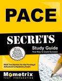 PACE Secrets Study Guide