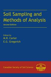 Soil Sampling and Methods of Analysis: Edition 2