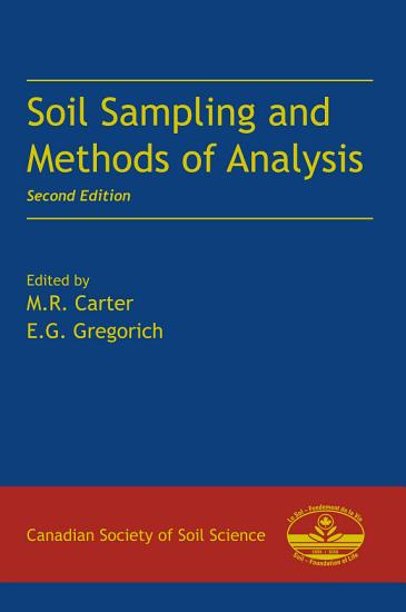 Soil Sampling and Methods of Analysis PDF
