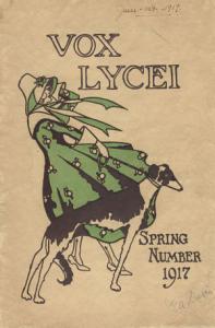 Vox Lycei Spring 1917